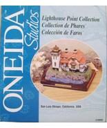 San Luis Obispo, California Lighthouse Point Collection Oneida Studios - $25.00