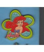 Ariel Little Mermaid flower Authentic Disney pin - $19.98