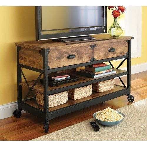 Room Furniture Set Coffee Table End Table TV Stand Pine Tables
