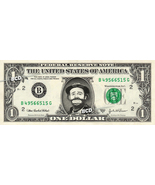 EMMETT KELLY on REAL Dollar Bill Collectible Celebrity Cash Money Gift - £3.43 GBP