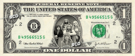 FLEETWOOD MAC on REAL Dollar Bill Collectible Celebrity Cash Money Gift - $4.44
