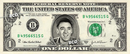 GOMER PYLE on REAL Dollar Bill Cash Money Collectible Memorabilia Celebrity Bank - $5.55