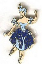 Disneyland 45th Anniv Parade Ballerina Authentic Disney Pin No Backer card - $19.98