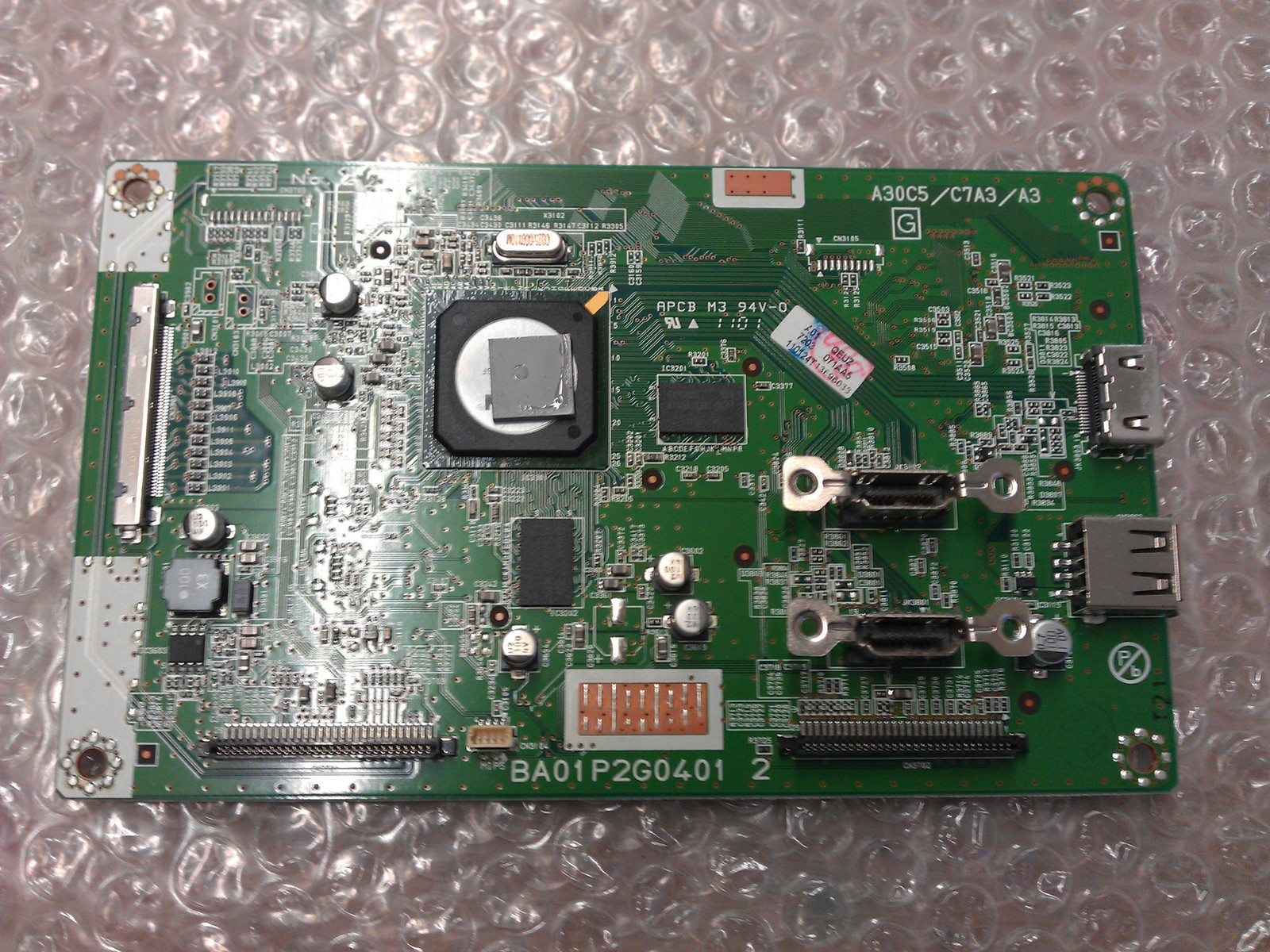A01QEMMA-001 Digital Main Board From Philips 46PFL3505D/F7 LCD TV