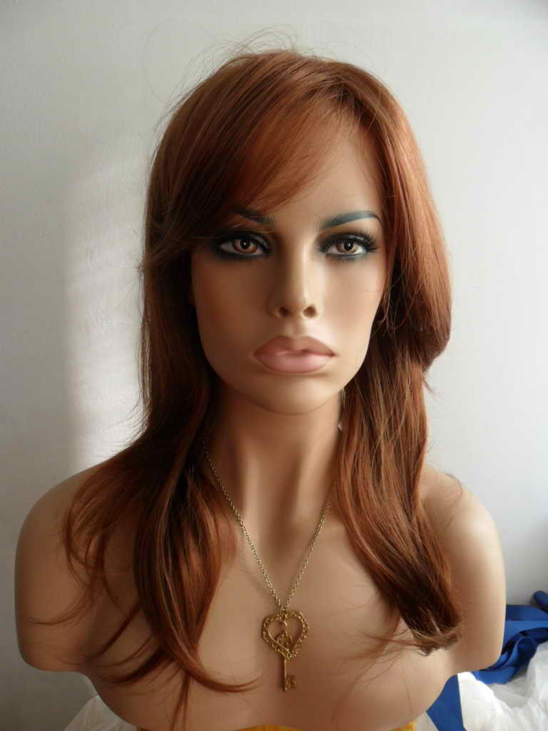 Primary image for Custom Made Beautiful Full lace Front Wig 53