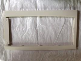 Maytag Microwave Oven OEM Door Frame Panel DE64-01440A - $15.00