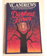 SC book Darkest Hour by VC V.C. Andrews large print edition Cutler series - $2.00