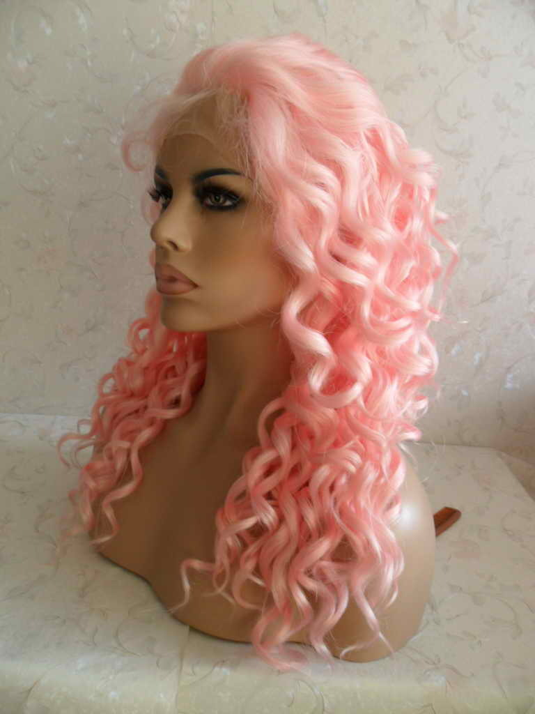 Primary image for Custom Made Beautiful Full lace Front Wig 101