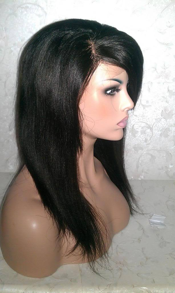 Primary image for Custom Made Beautiful Full lace Front Wig 192