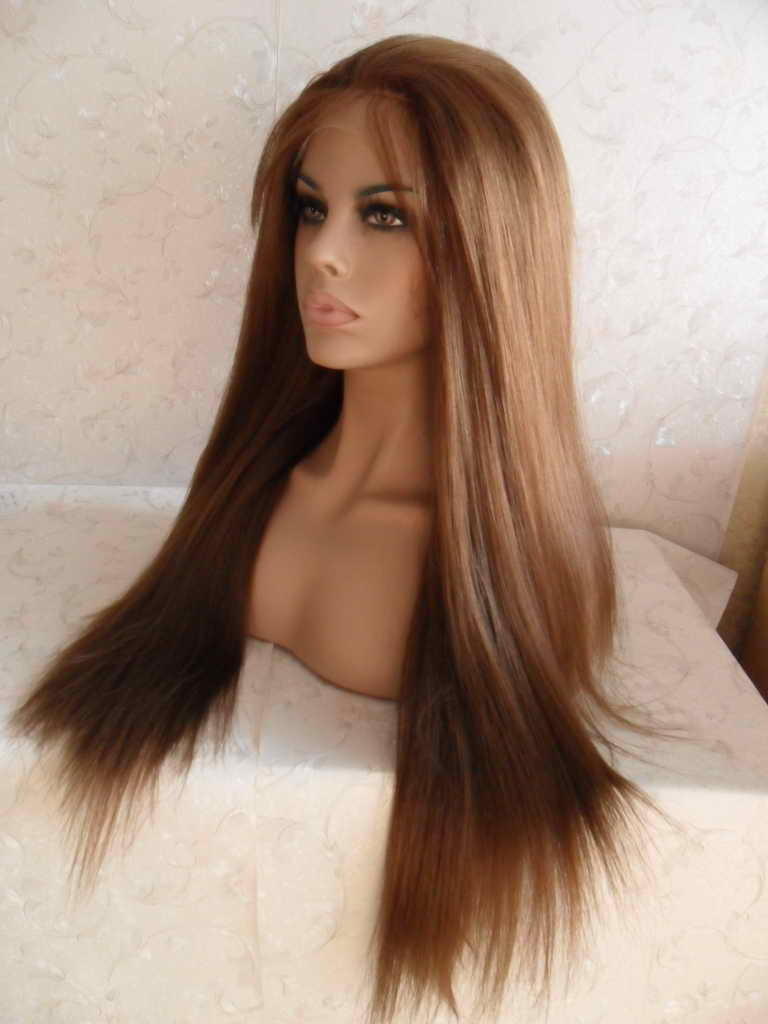 Primary image for Custom Made Beautiful Full lace Front Wig 229
