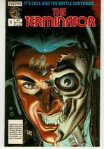 TERMINATOR #1 (Now Comics) - $1.25