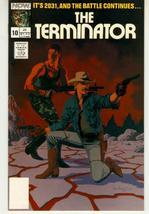 TERMINATOR #10 (Now Comics) - $1.00