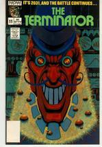 TERMINATOR #11 (Now Comics) - $1.00