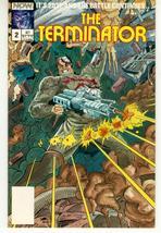 TERMINATOR #2 (Now Comics) - $1.00