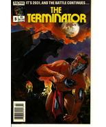 TERMINATOR #5 (Now Comics) - $1.00