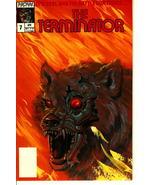 TERMINATOR #7 (Now Comics) - $1.00