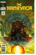 TERMINATOR #8 (Now Comics) - $1.00