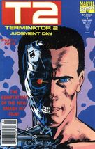 TERMINATOR 2: JUDGEMENT DAY #1 (Marvel Comics) - $1.00
