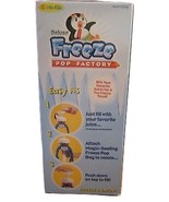 >> LITTLE KIDS DELUXE FREEZE POP FACTORY << - $8.91