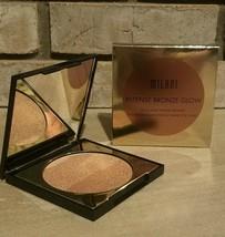 MILANI Intense Bronze Glow Face & Body Powder Bronzer-- 01 Sunkissed Bronze NIB - $19.99