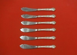 Baronial Old by Gorham Sterling Silver Trout Knife Set 6pc HHWS  Custom Made - $419.00