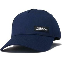 NEW! TITLEIST West Coast Collection Fitted Cap-Navy [S/M] - $47.39