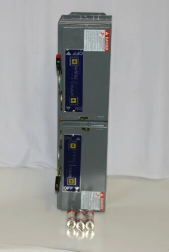 Square D QMB323TW QMB Fusible Panelboards Twin Switches Unit Hardware Included
