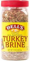 Bell's All Natural Turkey Brine 12oz - $19.75
