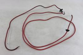 89 Lotus Esprit SE battery cables, positive - $28.04