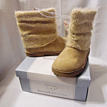 Koala Kids Hard Sole  Boot Toddler Girls Size 5  NWT - £11.53 GBP