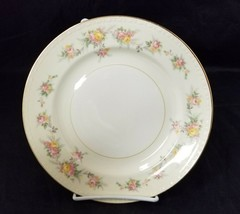 Homer Laughlin Eggshell Georgian China Dinner Plates Set of 2 K51 N5 Mad... - $16.44