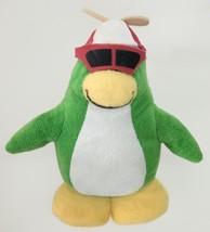 "Club Penguin Green Yellow Plush Toy Stuffed Animal 7"" - $13.99"