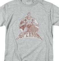 Superman t-shirt American superhero DC Comics distressed graphic tee SM1845 image 2