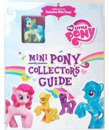 My Little Pony Mini Pony Collector's Guide Book 2010-2013 Blind bags - $12.00