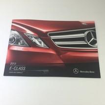 2013 Mercedes-Benz E-Class Coupe Cabriolet Dealership Car Auto Brochure Catalog - $12.30