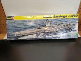Revell USS Saratoga - CV60 Model - NEW IN BOX - $63.00
