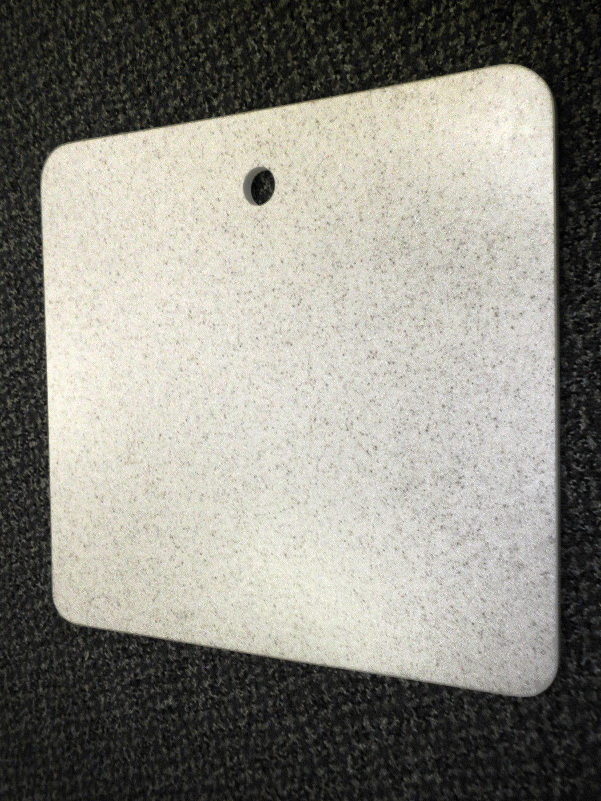 "RV Aurora Speckled Corian Sink Cover Size: 14 15/16"" X 15 7/8"" X 3/8"""
