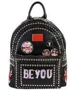 Women Leather Backpack Cute Best Designer Backpacks Cool Trendy for Scho... - $89.98