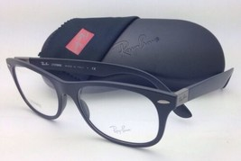 Brand New RAY-BAN Eyeglasses LITEFORCE RB 7032 5204 52-17 Matte Black Frames