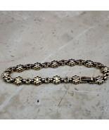 Vintage Flower Bracelet - $7.99