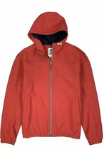 Timberland Men's Mt. Franklin Waterproof Packable Shell Jacket A1KTR Red... - $84.14