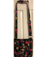 Vera Bradley Hipster Crossbody Bag Wildflower Garden Hipster Brand Mint - $29.02