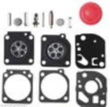 Zama RB-73 Carburetor Carb Rebuild Repair kit Fits C1U-W47A,C-D C1U-W4, A-E - $12.57