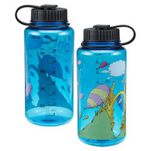 "Dr. Seuss ""Oh The Places You'll Go"" 32 oz Blue Tritan Sport Bottle, NEW ... - $12.59"