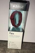FITBIT Flex Pink Wireless Wristband Fitness Tracker FB401RD - $34.64