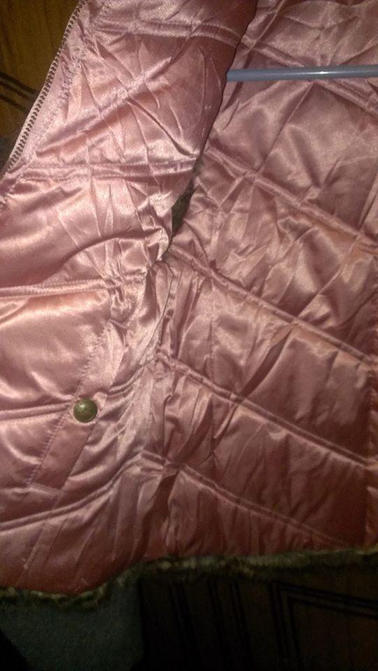 GAP Vest - Real Fur, Reversible