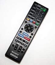 Original Sony Remote Control for RM-ADP111,BDVE190, BDV-E190 Audio Receiver - $15.14