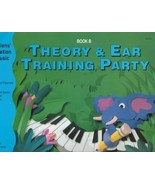 Bastien's Invitation to Music Theory & Ear Training Party - $5.95