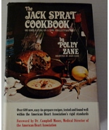 The Jack Sprat cookbook, Good eating on a low-cholesterol diet by Polly ... - $5.40