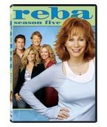 Reba - Season 5 DVD - $8.99